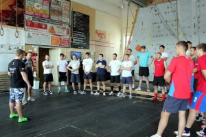 """Динамо"" & Reebok CrossFit Ekb"
