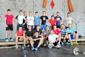 """Динамо"" & CrossFit Ekb"